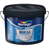 Murtex Allround, sort, 10 ltr.