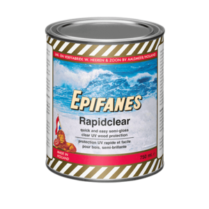 Epifanes rapid Clear