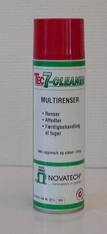 TEC7-Cleaner 500 ml.