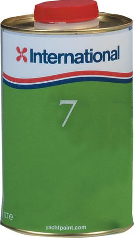 International fortynder 7, 1 L.