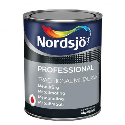 Traditional Metal Paint 1 L.