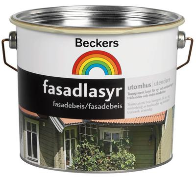 Fasadlasyr 3 L. Base orange/skal tones - 80%