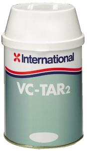 International VC-Tar 2 epoxyprimer, Sort, 2,5 l.
