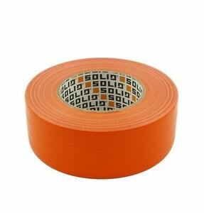 Tesa premium byggetape 2 ugers, orange 4843, 50 mm., 50 mtr.