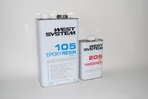 West System Epoxy B-pakke