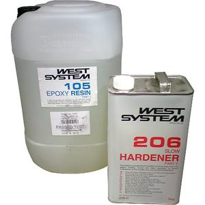 West System Epoxy C-pakke